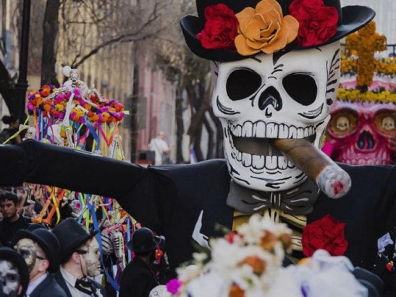Alistan operativo por desfile de día de muertos