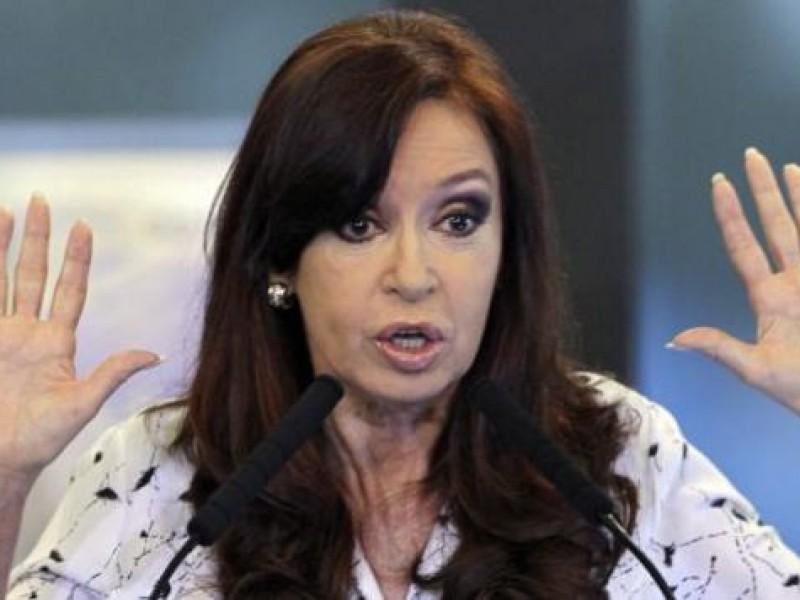 Allanan propiedades de expresidenta de Argentina