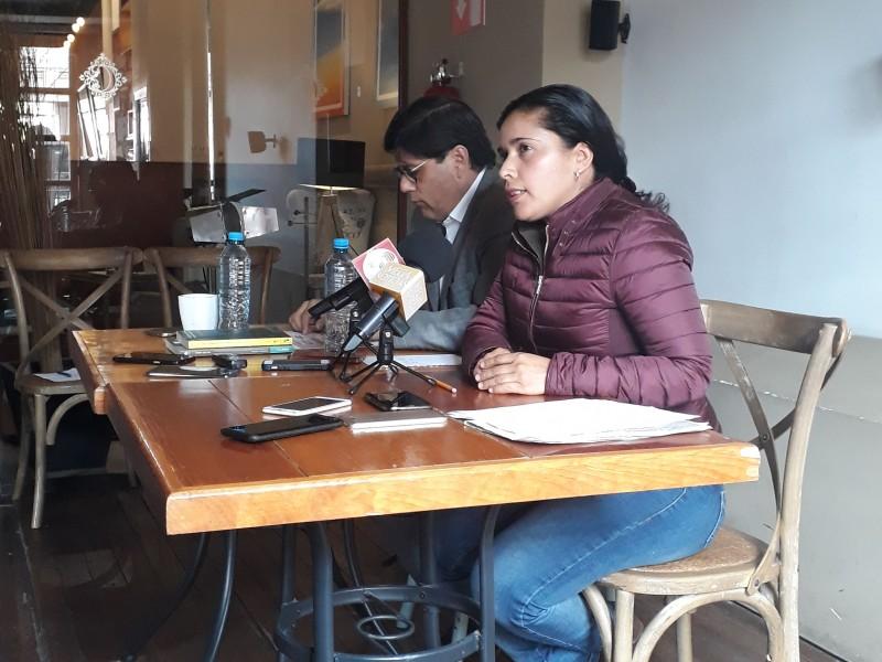 Alma Dávila invertirá herramientas legislativas en asesorías ytalleres