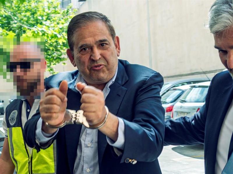 Alonso Ancira comparece ante juez para definir su situación jurídica