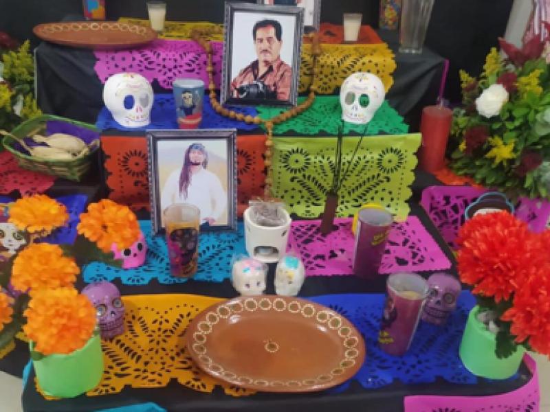 Altar de muertos, una tradición muy mexicana que se mantiene viva