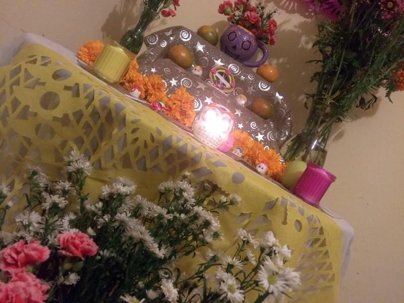 Altar Zoque, tradición que ha sido modificada