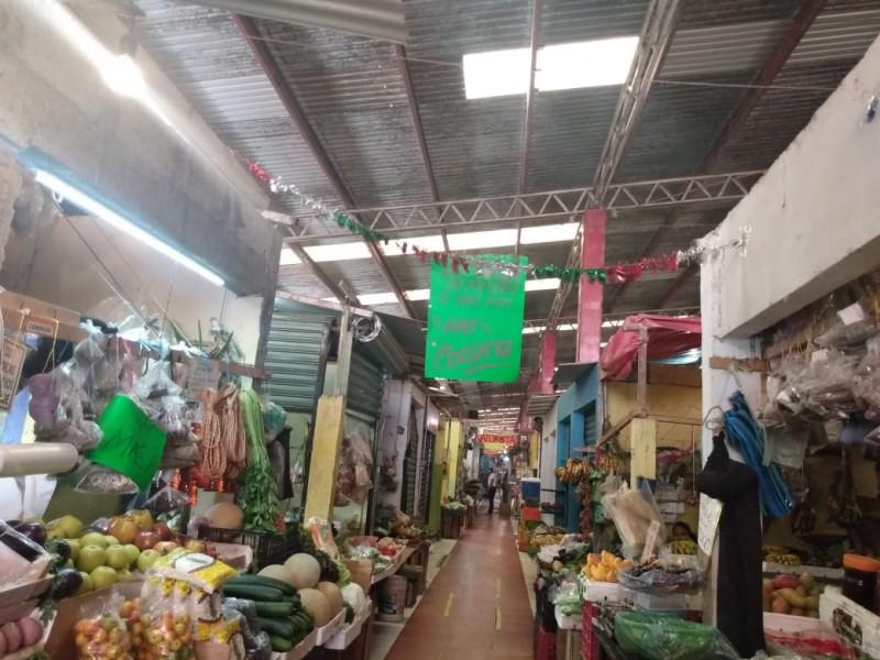 Altas temperaturas están afectando la mercancía en los mercados