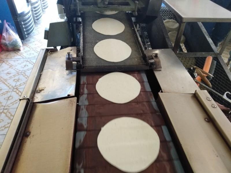 Altos cobros de energía eléctrica afecta a industriales tortilleros