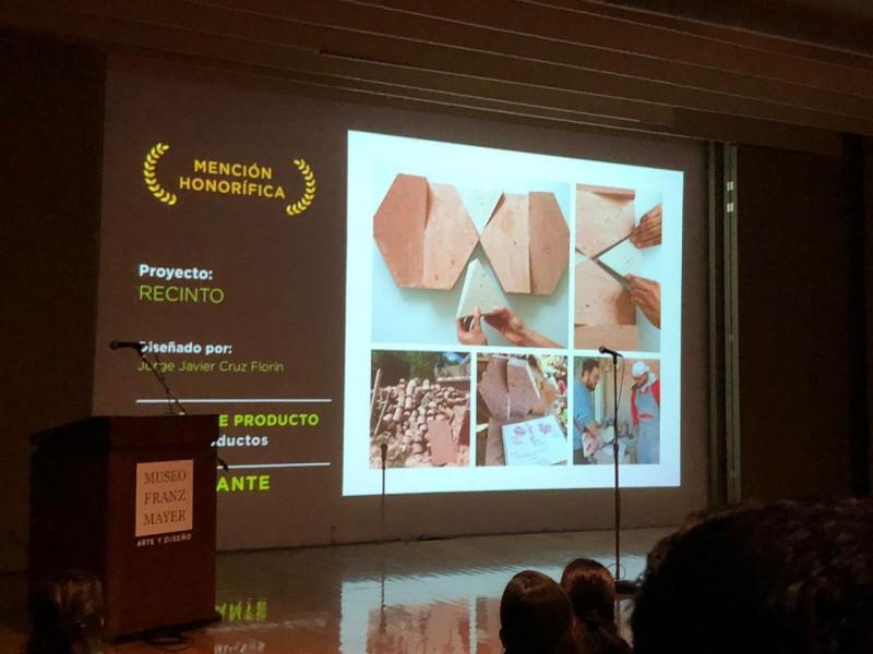 Alumno egresado UAQ obtiene Premio Nacional de Diseño México 2020