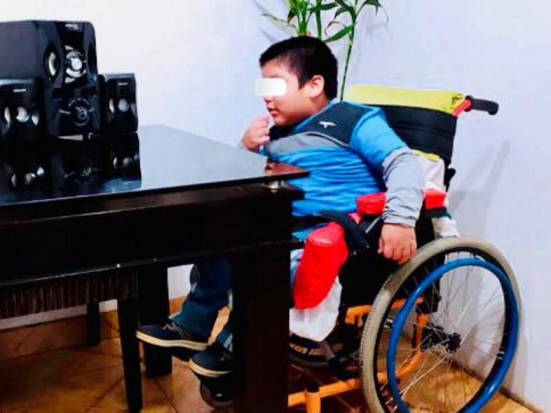 Alumnos con discapacidad afectados por la pandemia