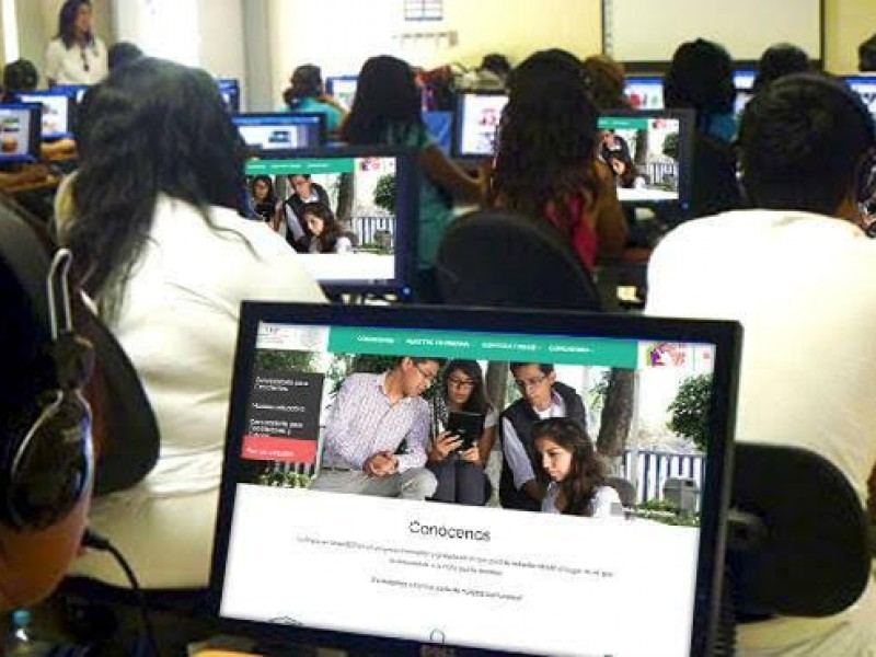 Alumnos de primaria podrían ser evaluados mediante examen en línea.