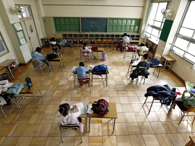 Alumnos de secundaria regresarán a las aulas en Nueva York