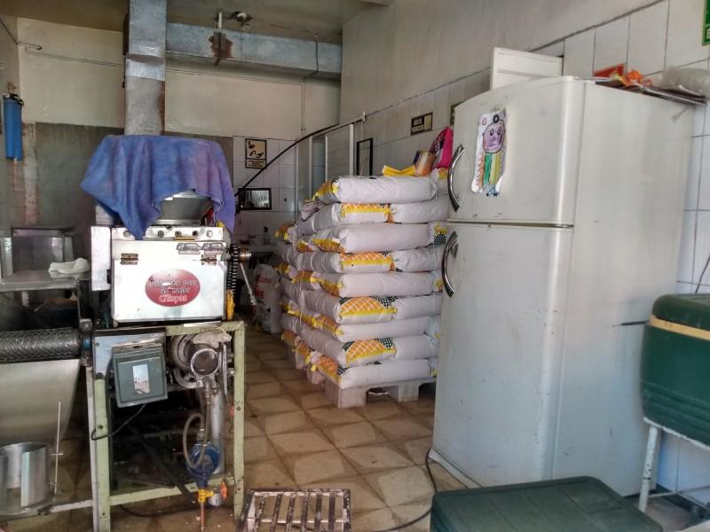 Alza a la tortilla dependerá del precio de la harina