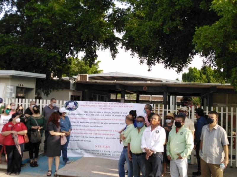 Amagan con nuevas protestas en Cobach
