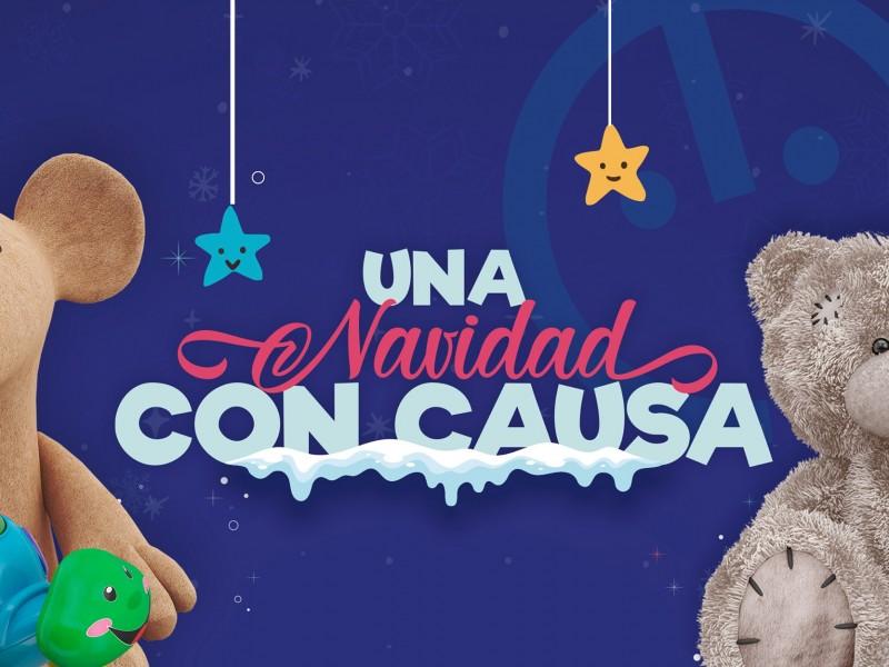 AMANC Invita a zacatecanos a donar juguetes