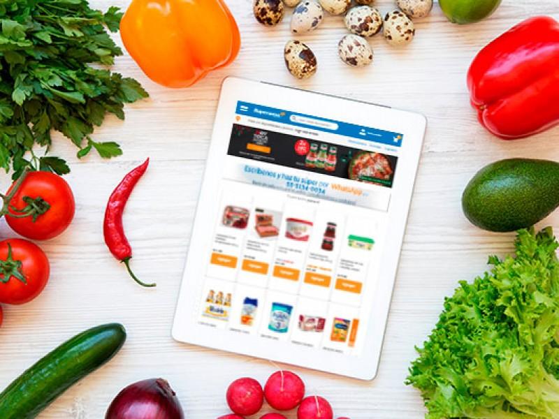 Amas de casa guaymenses desconocen el súpermercado en línea