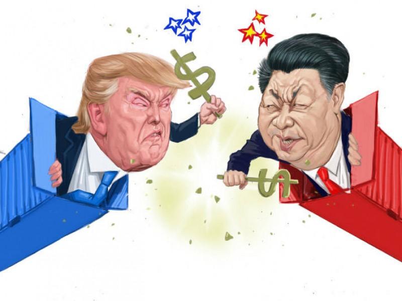 Amenaza Trump con salir de la OMC