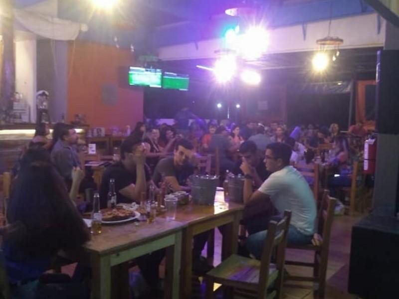 Amenazan con clausurar bares y antros en Tepic