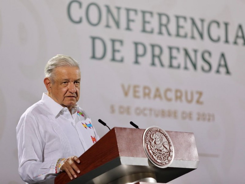 AMLO afirma que Reforma Eléctrica conviene al país
