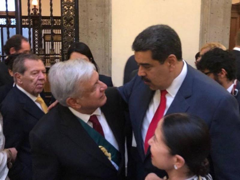 🇻🇪¿AMLO, aliado de una dictadura agonizante?