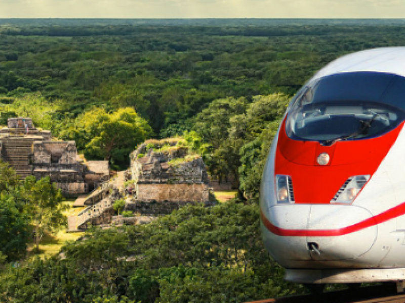 AMLO dará banderazo al Tren Maya en Chiapas el jueves