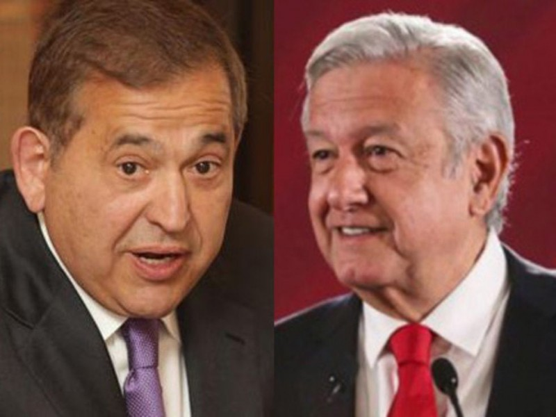 AMLO descarta rescate financiero de Altos Hornos de México