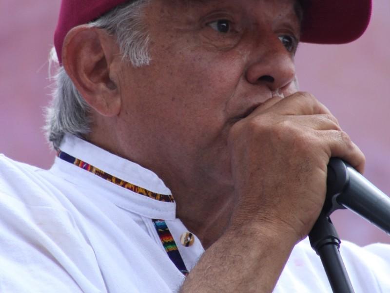 AMLO evita hablar sobre declinación de Margarita Zavala