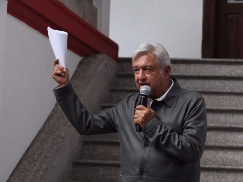 AMLO garantiza Fiscalía General autónoma y libre