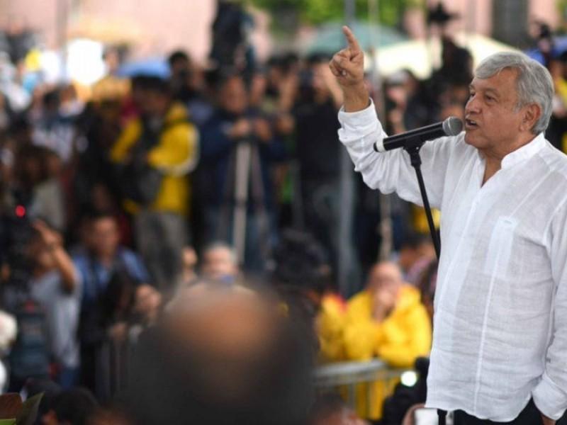 AMLO invertirá millones de pesos en Oaxaca