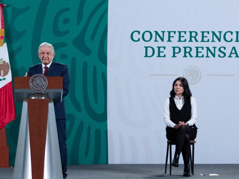 AMLO invita a Joe Biden para visitar México en septiembre