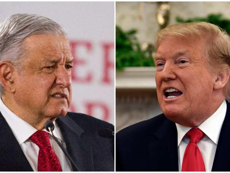 AMLO no peleará con Trump por el muro
