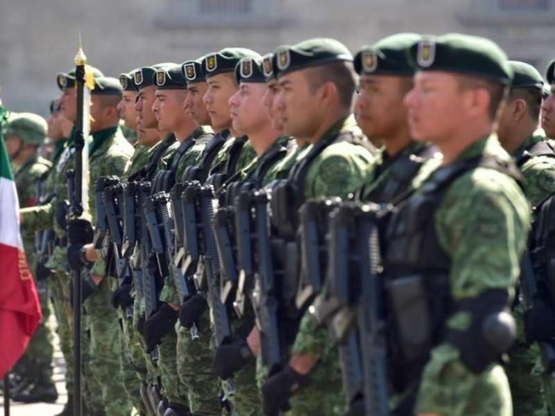 AMLO ordena regreso de Fuerzas Armadas a tareas de seguridad