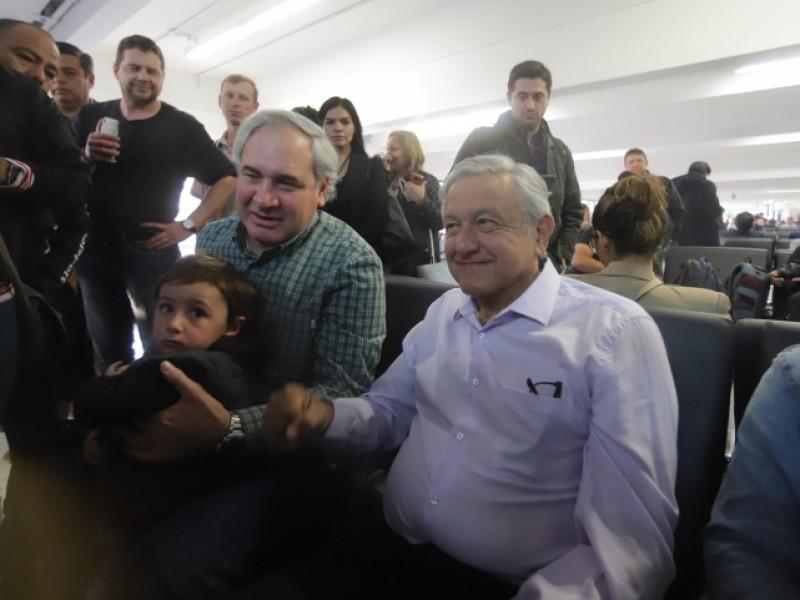 AMlO presentará programa en Chihuahua y Sonora