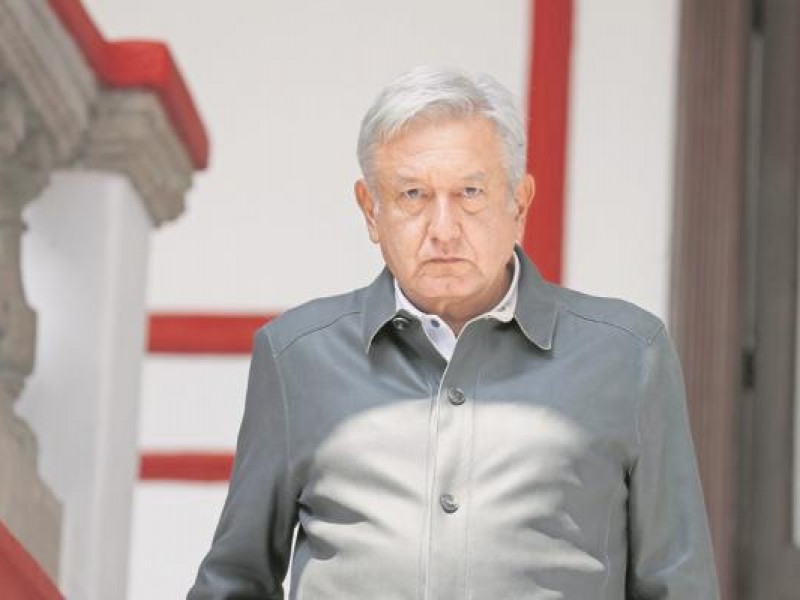 AMLO  se reúne con gobernador, Silvano Aureoles