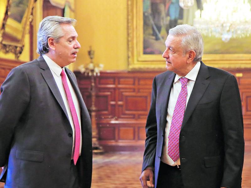 AMLO se reunirá en CDMX con el presidente de Argentina