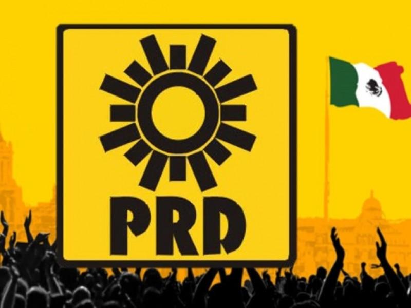 AMLO será apoyado por el PRD