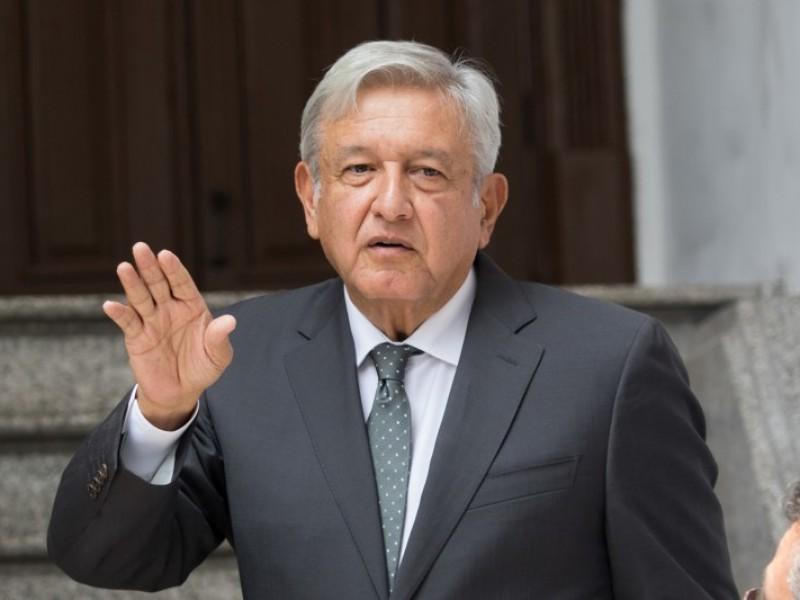 """""""AMLO viola la Constitución""""; presentan amparo"""