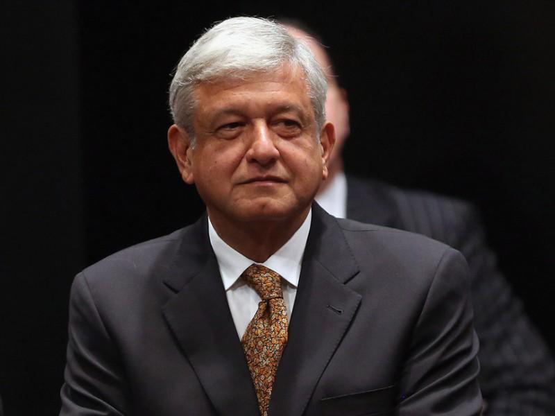 AMLO virtual Presidente de México según PREP
