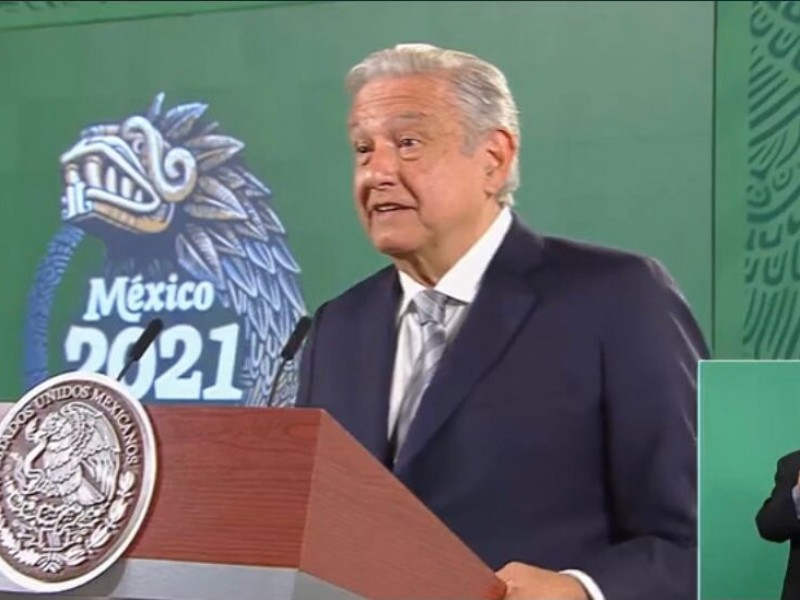 AMLO visitará Veracruz y estará en San Juan de Ulúa