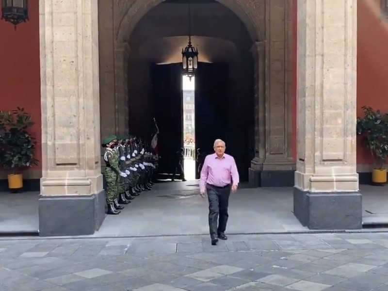 AMLO visitó dos municipios de Puebla el sábado pasado