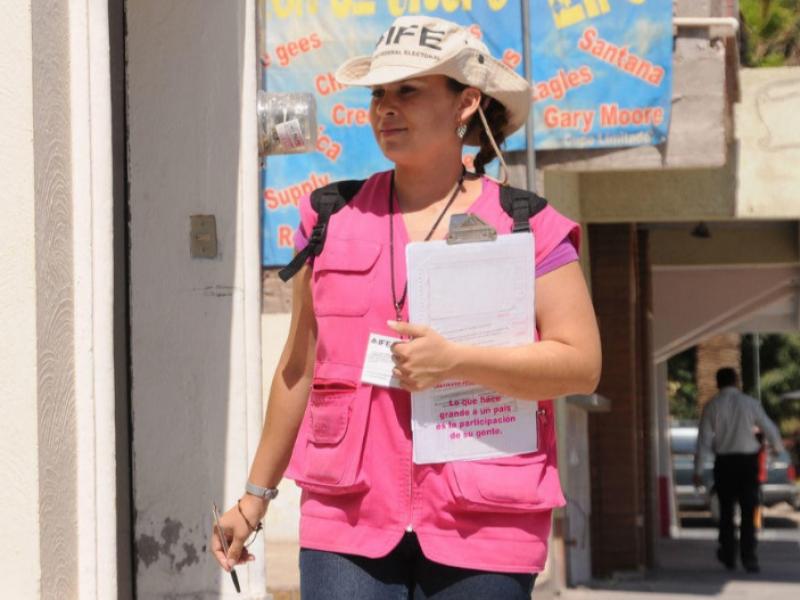 Amplía INE plazo para contratación de supervisores y asistentes electorales