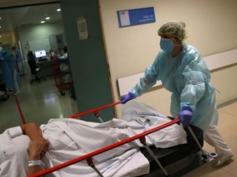Amplían en CDMX número de camas para enfermos de Covid-19