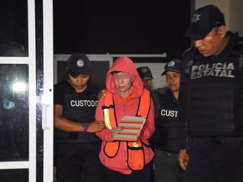 Amplían medida cautelar a ex vocera de Duarte