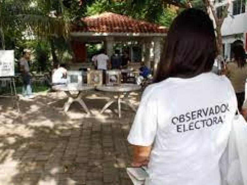 Amplían periodo para registro de observadores electorales