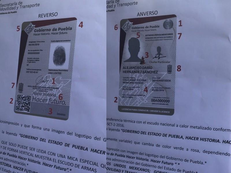 Amplían vigencia de licencias de conducir al 30 de noviembre
