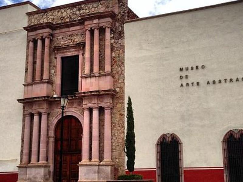 Ampliarán museo Manuel Felguérez