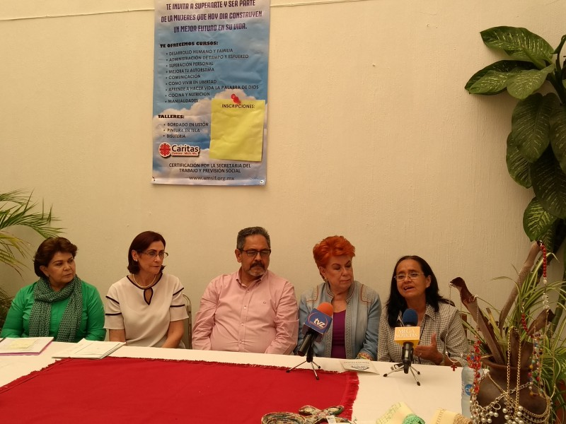 AMSIF abre nuevo centro para mujeres vulnerables