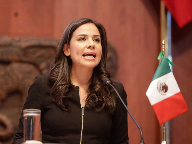 Anabel Acosta alza la voz en Cabildo