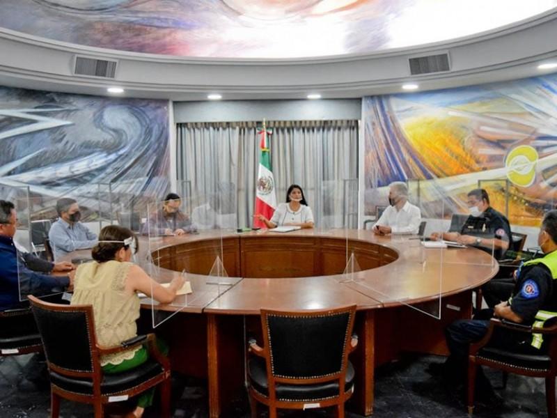 Analizan autoridades municipales y comerciantes reapertura responsable en Navojoa