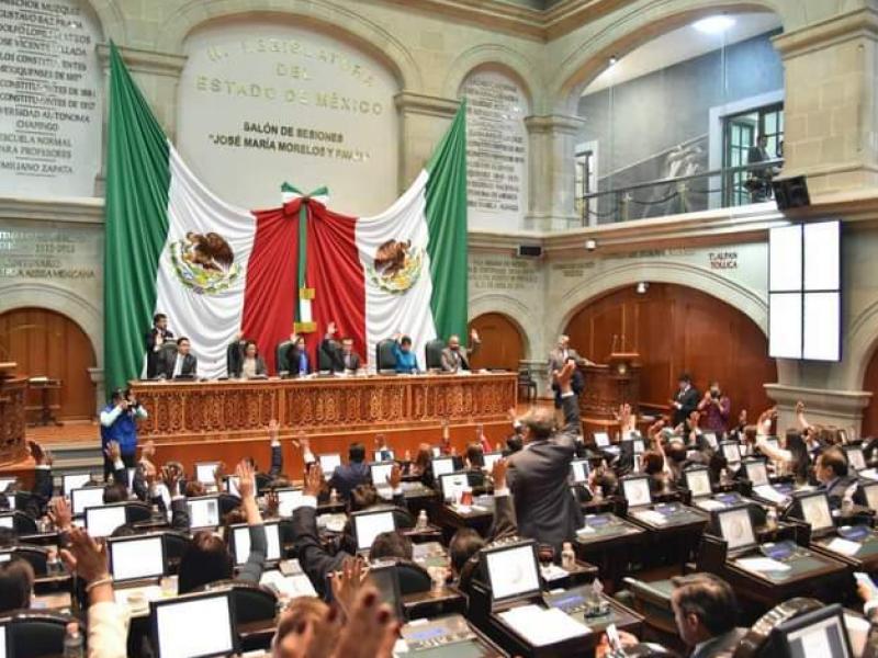 Analizan diputados del Edomex paquete fiscal 2021