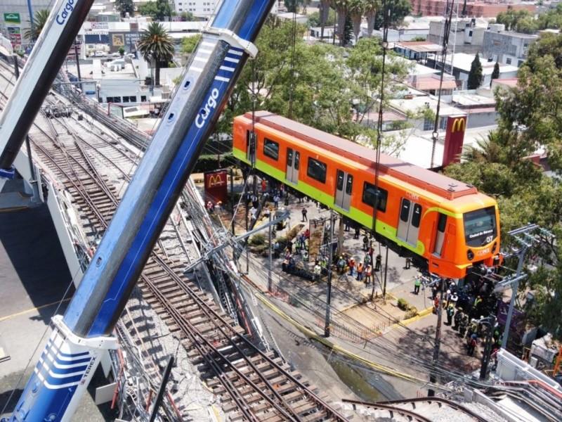 Analizan el futuro de la Línea 12 del metro