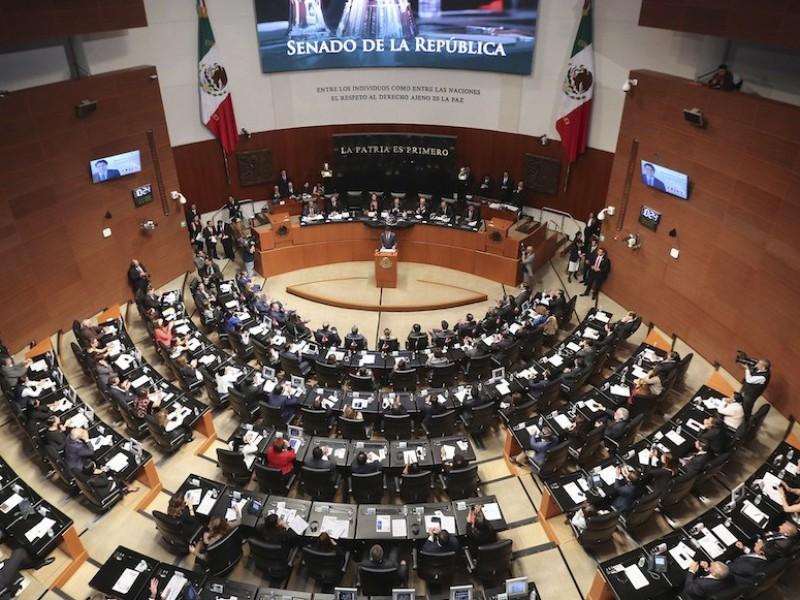Analizan en el Senado suspender sesiones por covid-19