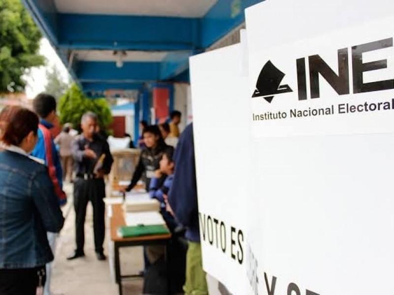 Analizan Institutos Electorales desechar ubicación de casilla en espacios reducidos