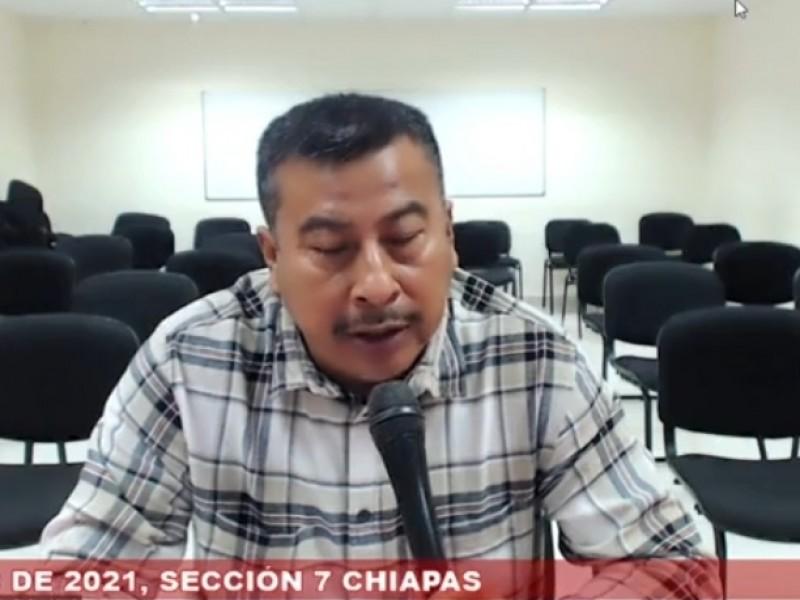 Analizan posibles movilizaciones por falta de cumplimientos a CNTE